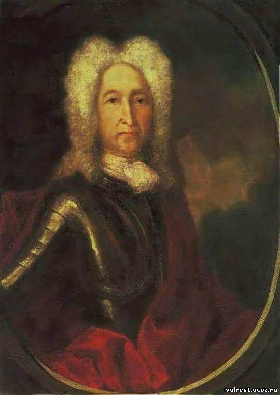 Андрей матвеев был первым из русских живописцев, кто осмелился увековечить свой